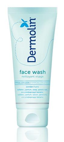 Dermolin Face Wash
