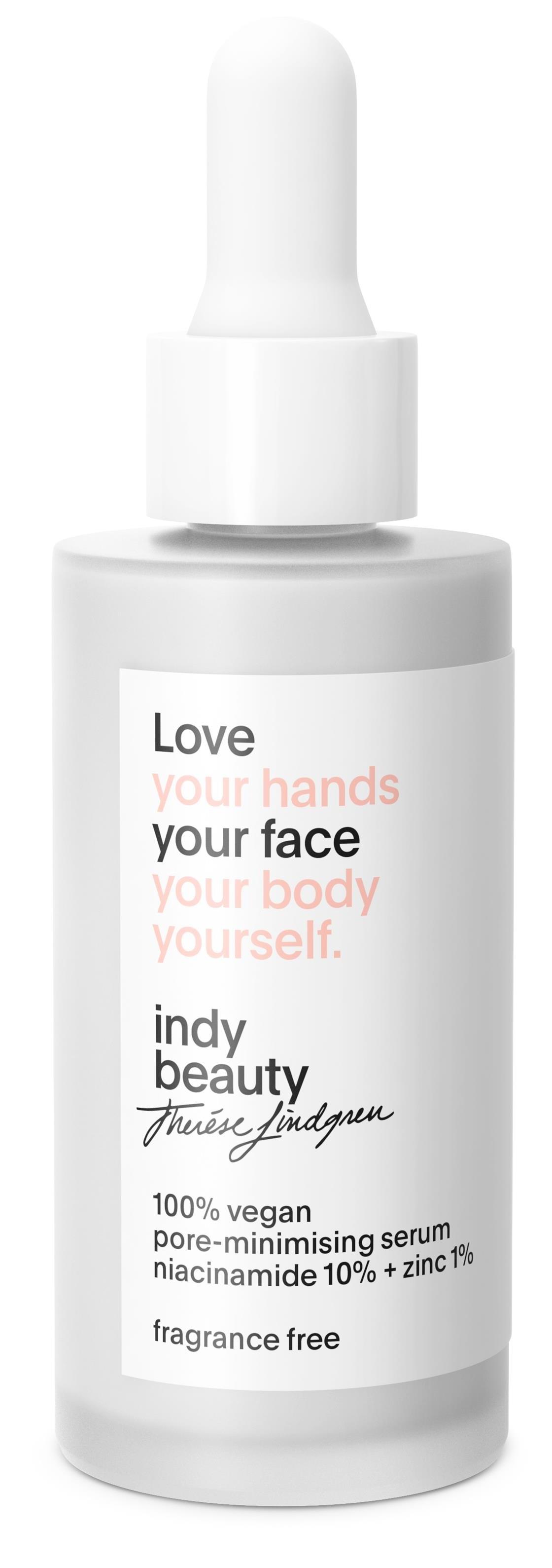 Indy Beauty Pore-Minimising Serum Niacinamide 10% + Zinc 1%