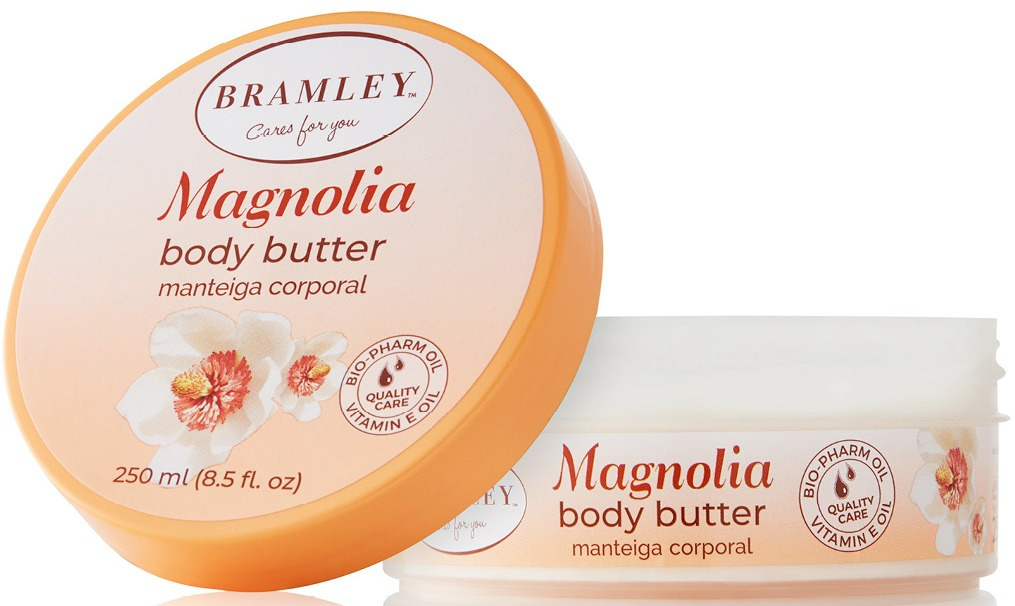 Bramley cares for you Magnolia Body Butter