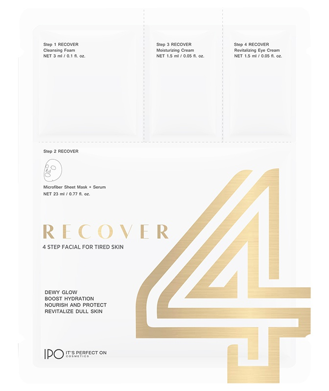 It's Perfect on Cosmetics 4Recover Sheet Mask