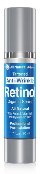 All Natural Advice Retinol Serum