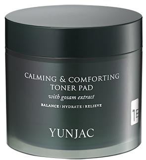 Yunjac Calming&comforting Toner Pad