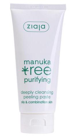 Ziaja Manuka Tree Purifying Deeply Cleansing Peeling Paste