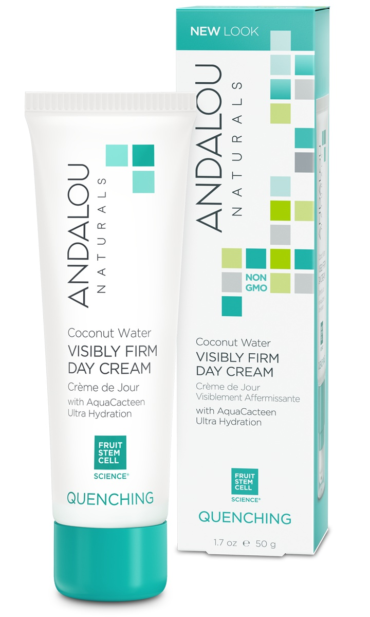 Andalou Naturals Coconut Water Visibly Firm Day Cream
