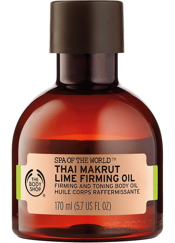 The Body Shop Spa Of The World™ Thai Makrut Lime Firming Oil