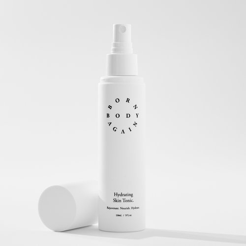 Born Again Body Hydrating Skin Tonic