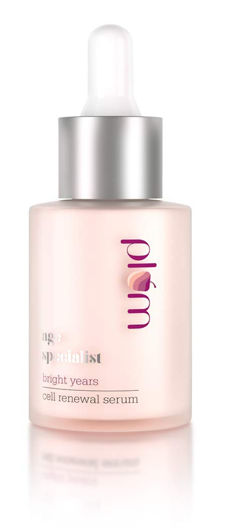 PLUM Bright Years Cell Renewal Serum