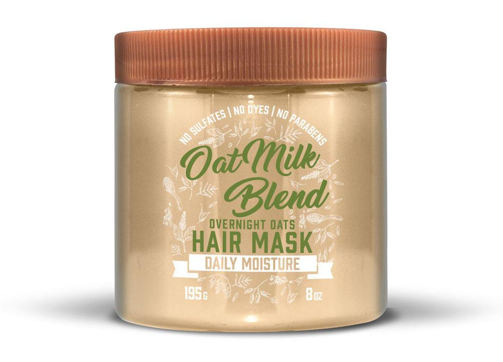 Aveeno Oat Milk Blend Overnight Oats Hair Mask
