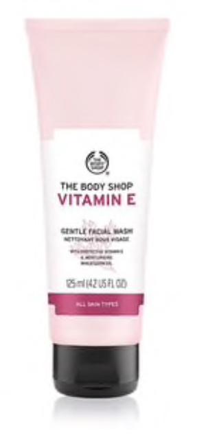 The Body Shop Vitamin E Gentle Facial Wash
