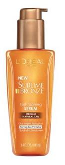 L'Oreal Sublime Bronz Self-Tanning Serum