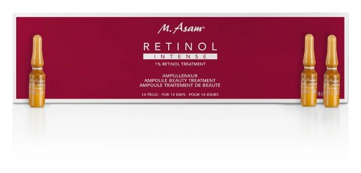 M.asam retinol intense Retinol Ampules