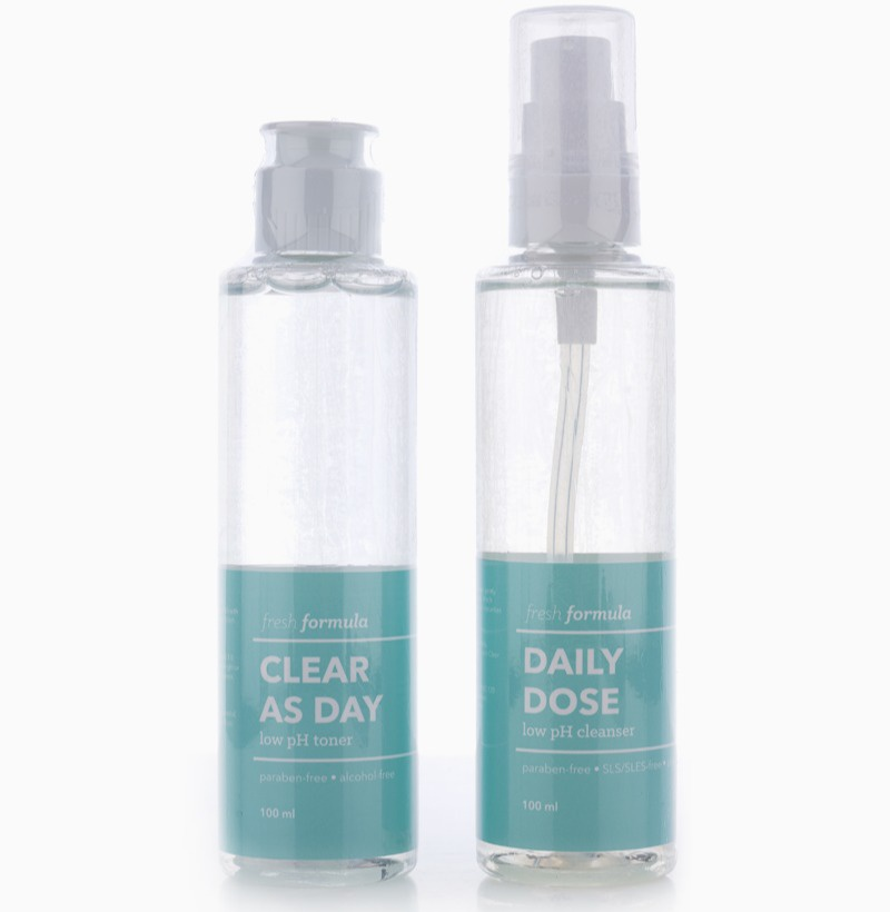 fresh formula Daily Dose Low Ph Cleanser