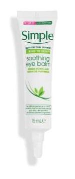 Simple Soothing Eye Balm