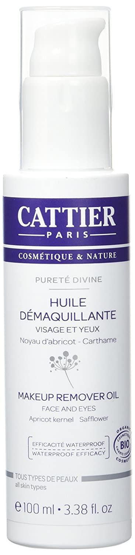 Cattier Pureté Divine Makeup Remover Oil