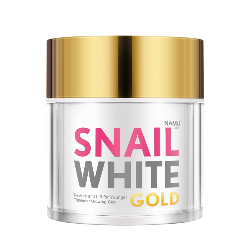 snail white Gold