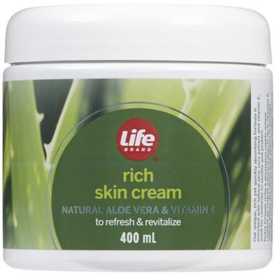 Life Brand Rich Skin Cream