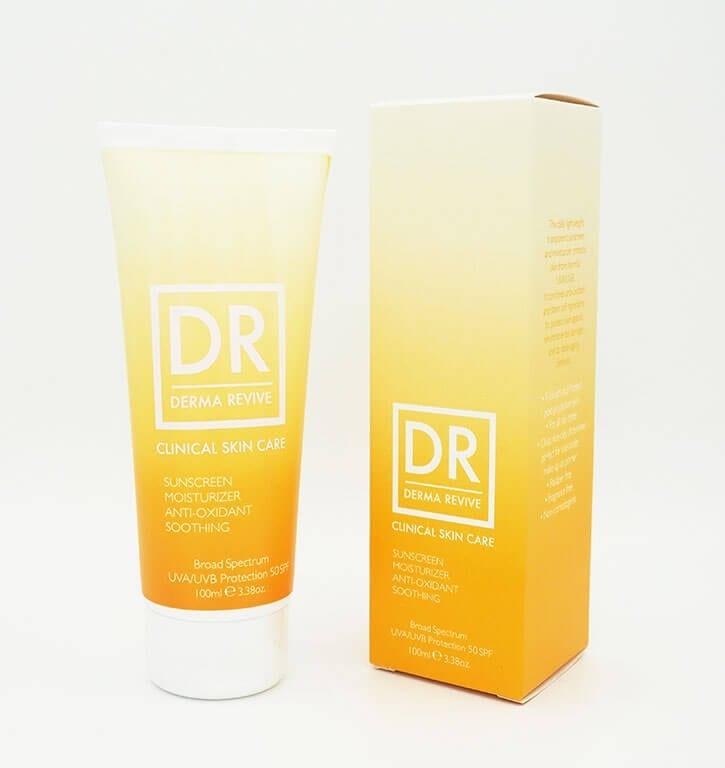 Derma Revive Sunscreen Moisturiser