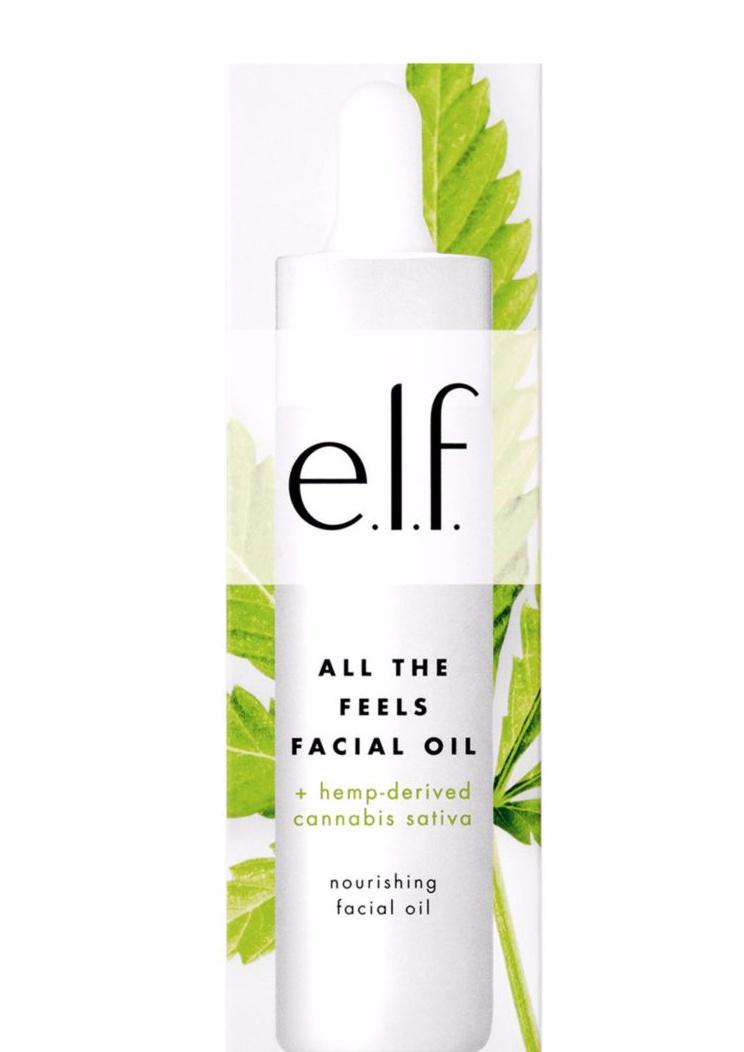 e.l.f. All The Feels Facial Oil
