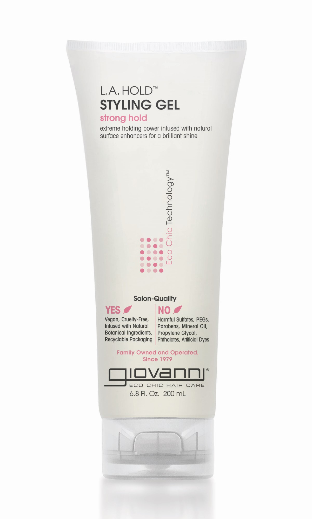Giovanni L.A. Hold™ Styling Gel