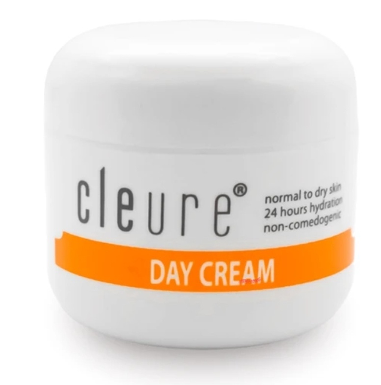 Cleure Daycream For Normal To Dry Skin 24 Hour Hydration