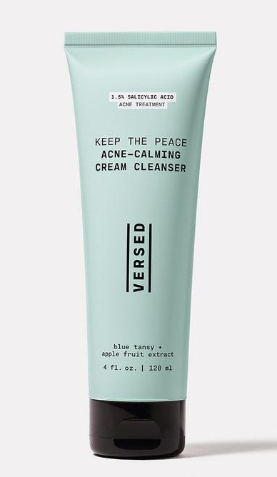 Versed Keep The Peace Acne-Calming Cream Cleanser