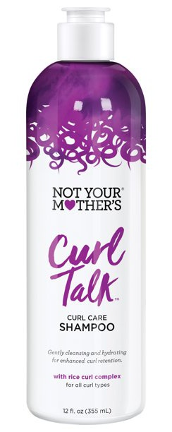 not your mother's Curl Talk Curl Care Shampoo