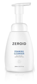 Zeroid Foaming Cleanser