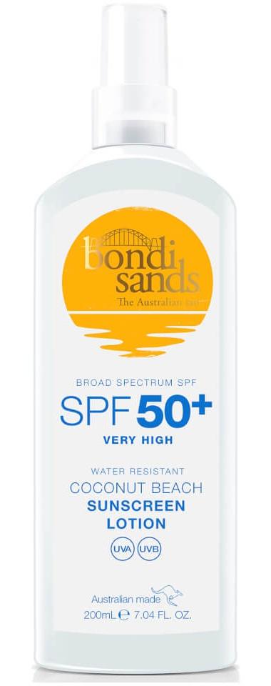 Bondi Sands Sunscreen Spf50+ Lotion