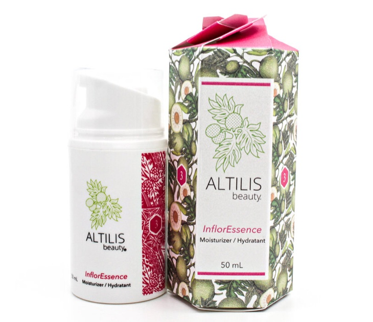 Altilis Beauty Infloressence Moisturizer