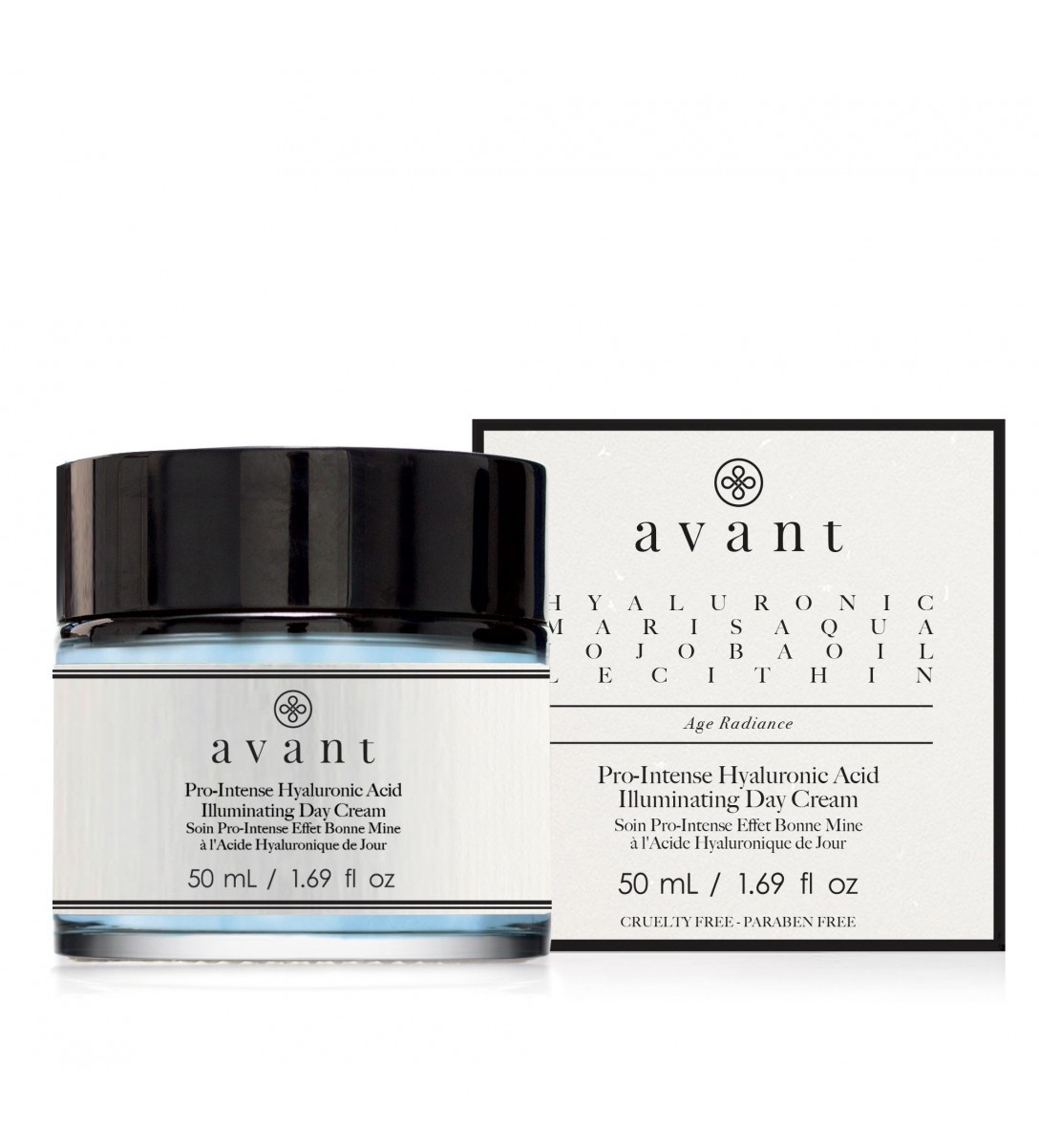 Avant Pro-Intense Hyaluronic Acid Illuminating Day Cream