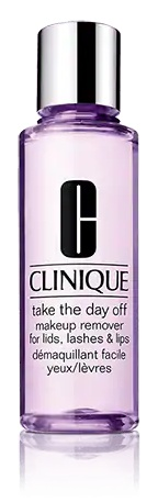Clinique Take The Day Off Makeup Remover For Lids, Lashes And Lips