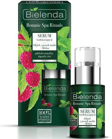 Bielenda Botanic Spa Rituals Melissa And Raspberry Serum