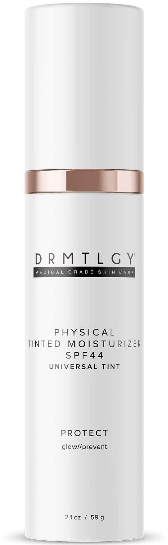 DRMTLGY Physical Universal Tinted Moisturizer SPF 44