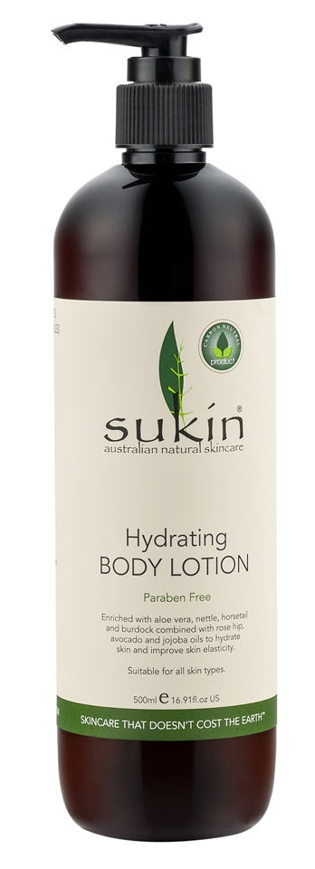 Sukin Signature Hydrating Body Lotion