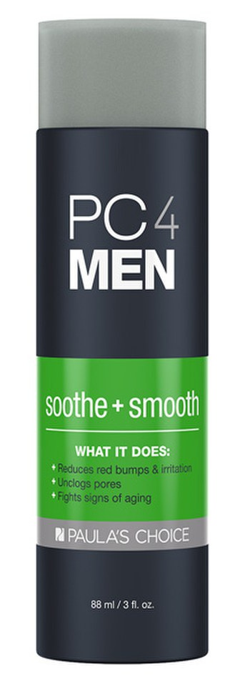 Paula's Choice: PC 4 Men Soothe+Smooth