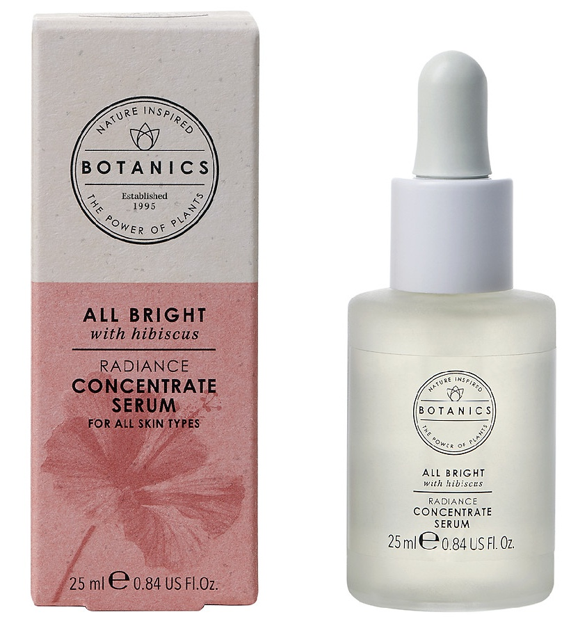 Botanics All Bright Radiance Concentrate Serum