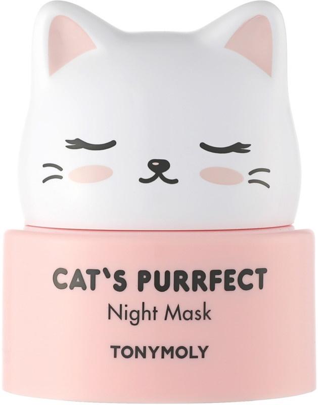 TonyMoly Cat's Purrfect Night Mask