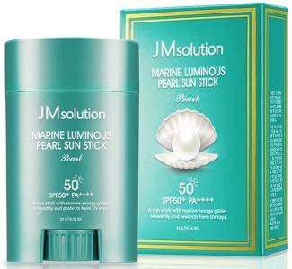 JM Solution Marine Luminous Pearl Sun Stick