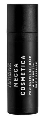 Mecca Cosmetica To Save Lips Superscreen Protective Lip Balm with SPF50+
