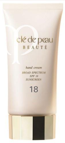 Clé de Peau Beauté Hand Cream Spf 18