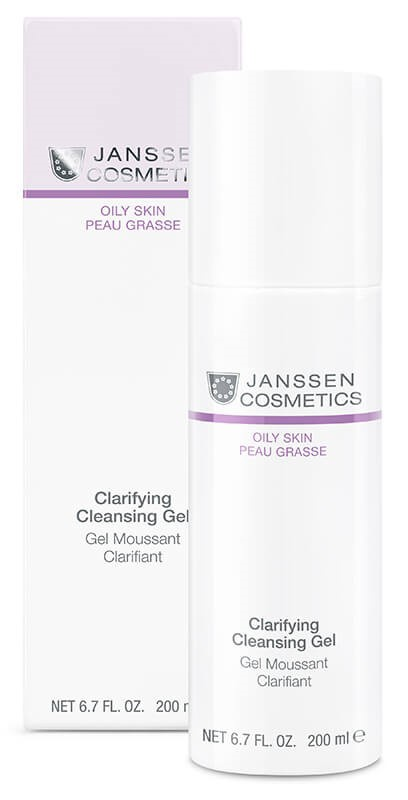 Janssen Cosmetics Clarifying Cleansing Gel