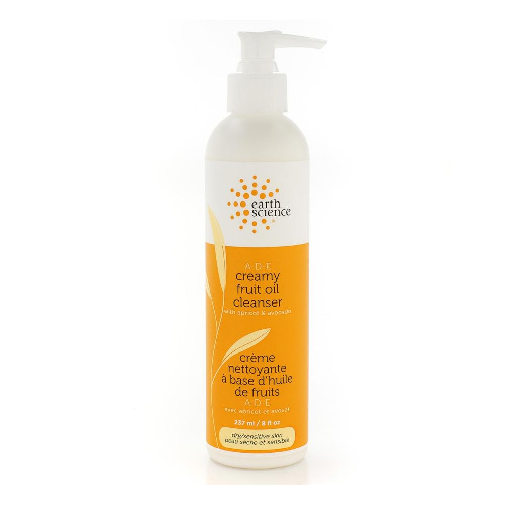 Earth Science A-D-E Creamy Fruit Oil Cleanser