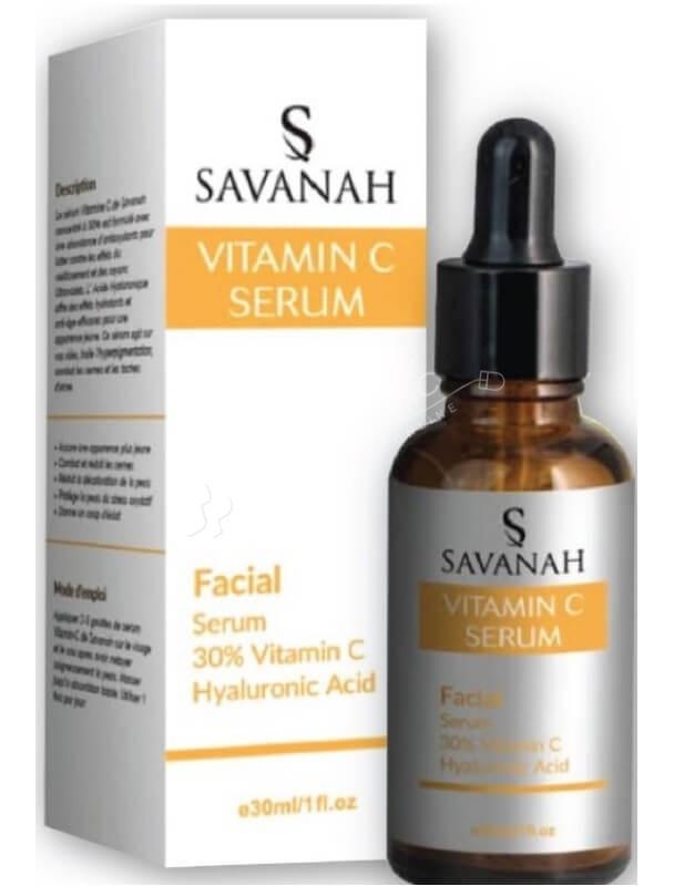 Savanah Vitamin C Serum