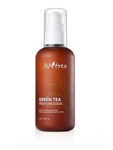 Isntree Green Tea Fresh Face Emulsion