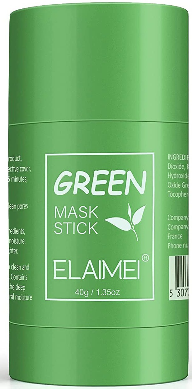 Elaimei Green Mask Stick