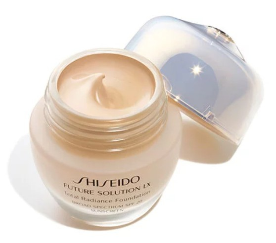 Shiseido Future Solution Lx Total Radiance Foundation Spf 20