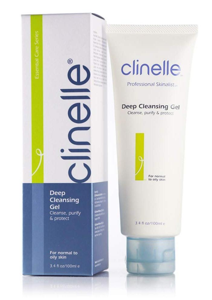 Clinelle Essential Deep Cleansing Gel