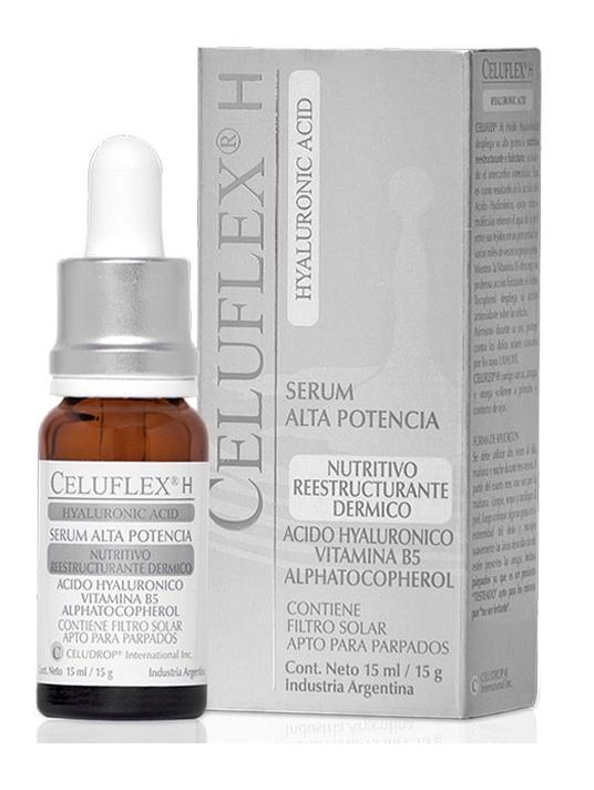 Lagos Celluflex H High Potency Serum / De Alta Potencia
