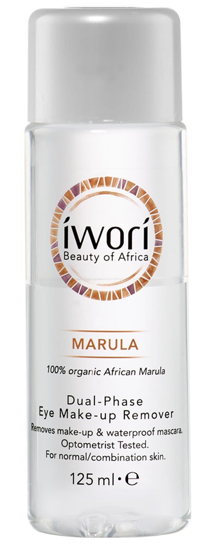 Iwori Marula Dual-Phase Eye Make-Up Remover