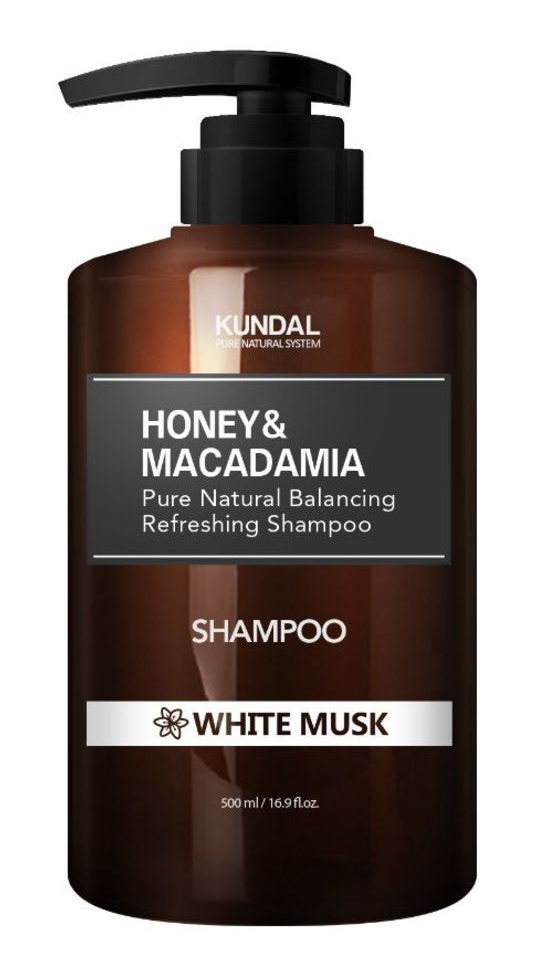 Kundal Honey & Macadamia, Shampoo, White Musk Shampoo